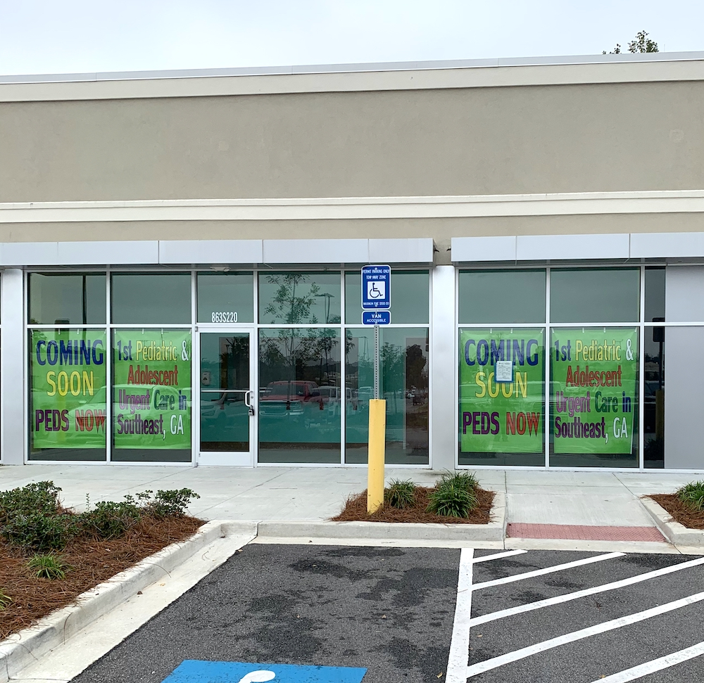 pediatric urgent care - pedsnow hinesville GA