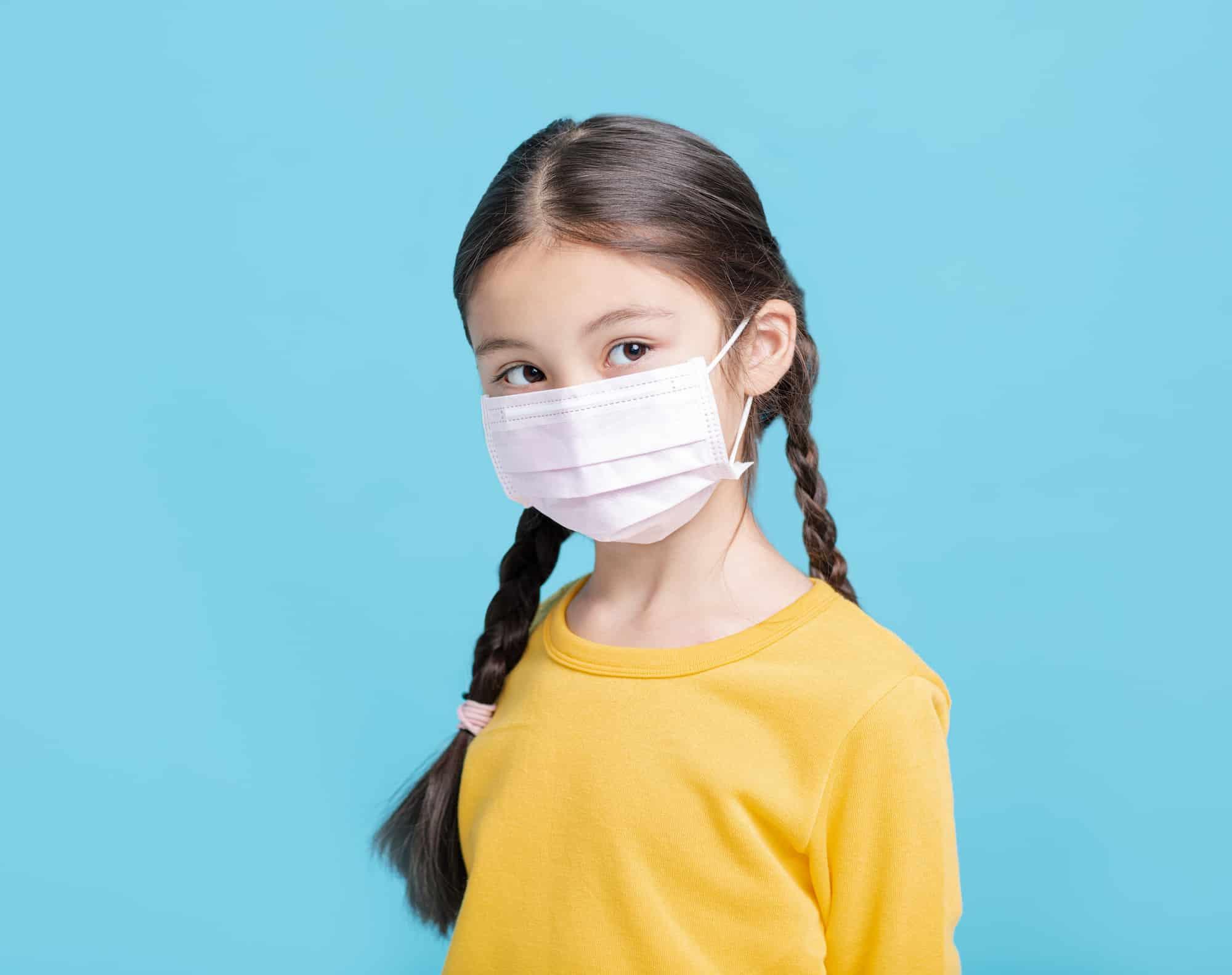 covid-19 / coronavirus in children