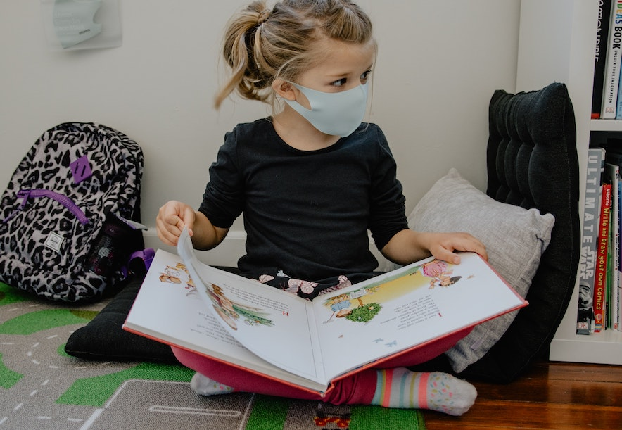 6 Tips for Getting Kids to Wear Masks